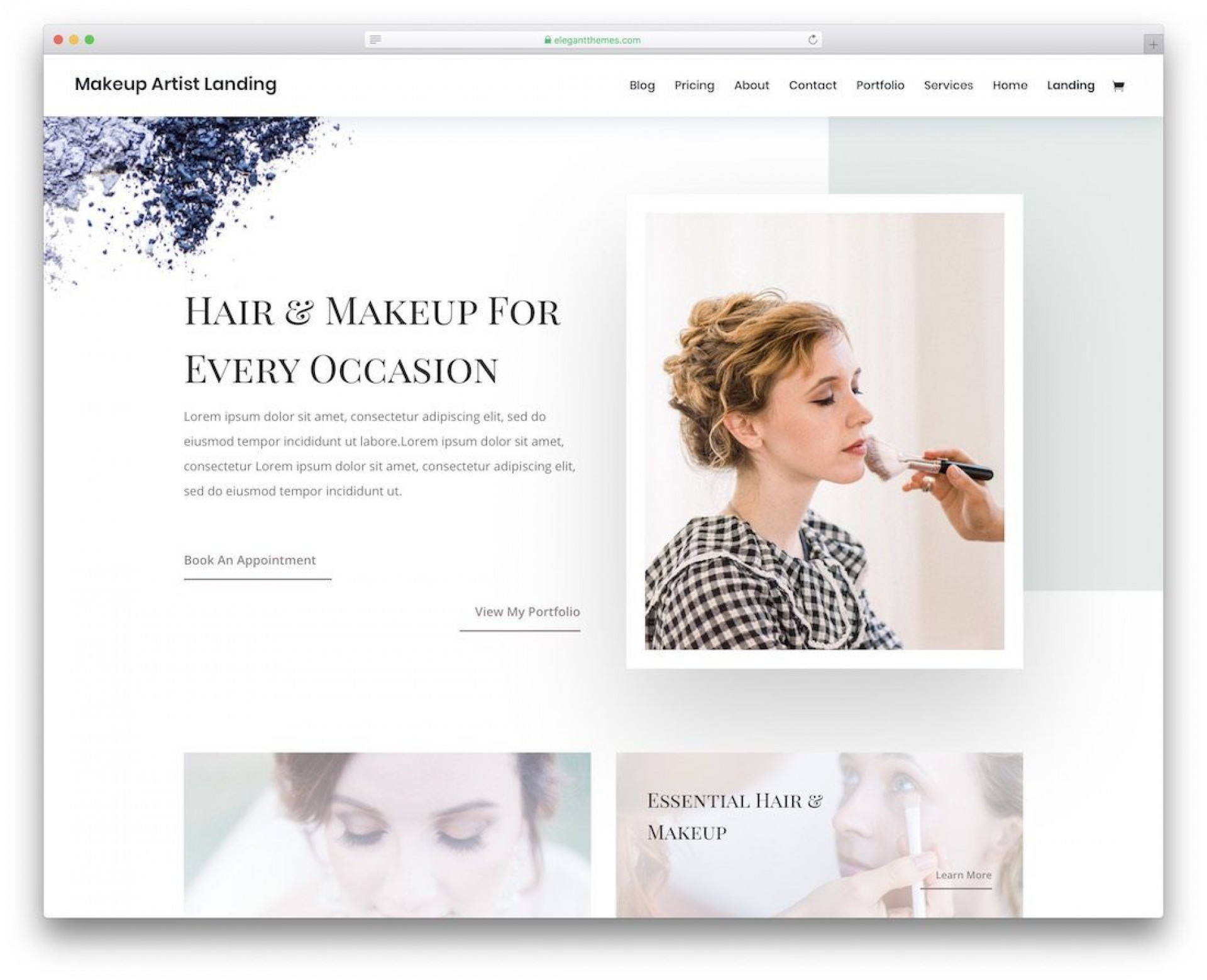 005 Best Painting Website Html Template Free Download Design 1920