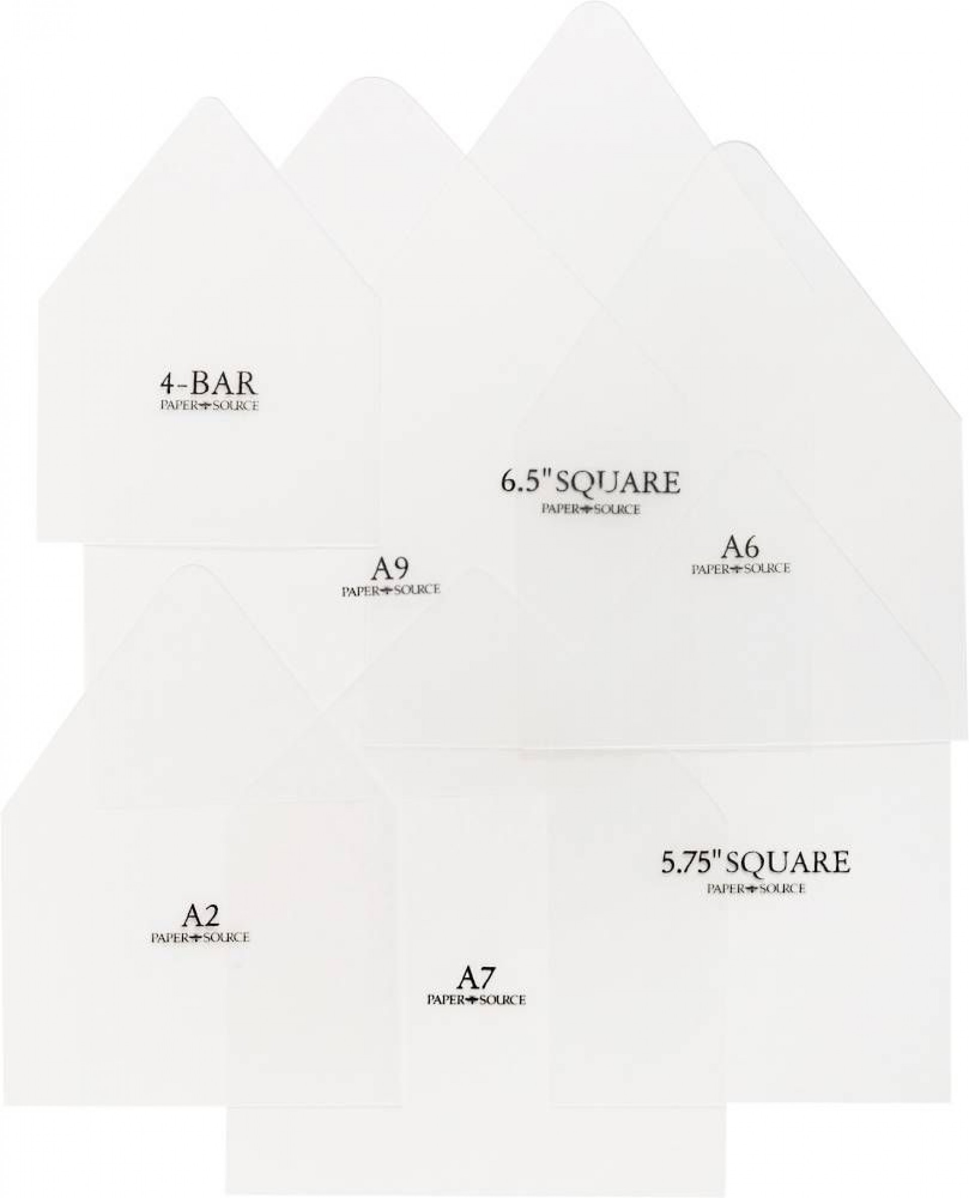 005 Best Paper Source A7 Envelope Liner Template High Def 1920