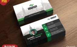 005 Best Psd Busines Card Template Design  Templates Free Elegant With Bleed And Crop Mark