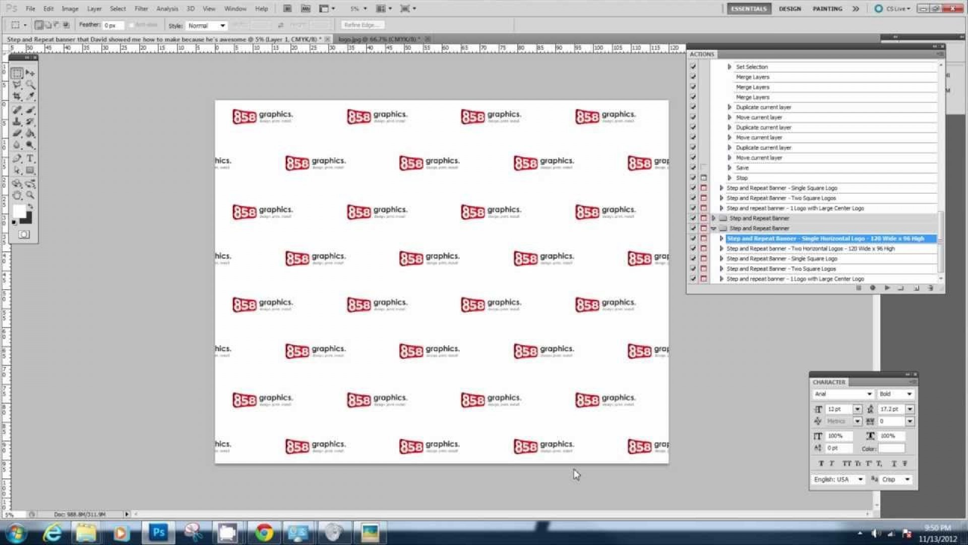 005 Best Step And Repeat Banner Template Inspiration  Psd Photoshop 8x81920