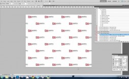 005 Best Step And Repeat Banner Template Inspiration  Psd Photoshop 8x8