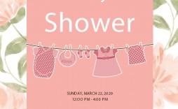 005 Breathtaking Baby Shower Invitation Template Editable High Resolution  Free Surprise In Gujarati Twin