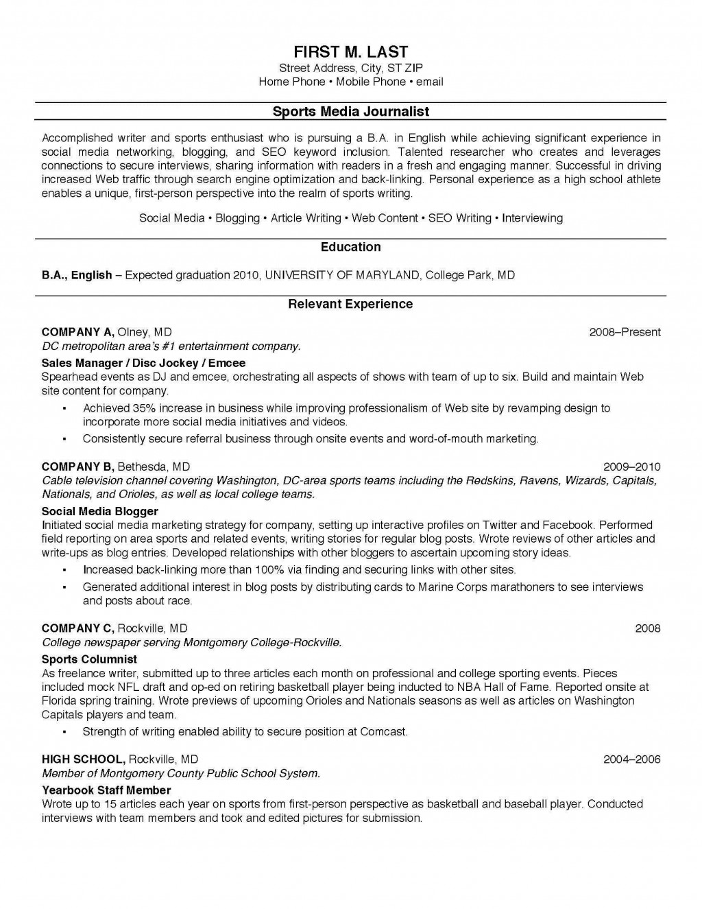 005 Breathtaking Current College Student Resume Template High Def Large