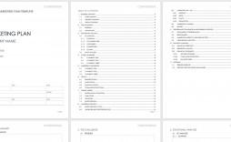 005 Breathtaking Free Marketing Plan Template Concept  Music Download Digital Pdf Excel