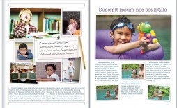 005 Breathtaking Magazine Template For Microsoft Word Concept  Layout Design Download