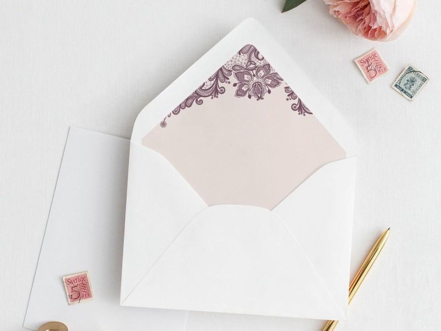 005 Dreaded A7 Envelope Liner Template Concept  Illustrator Square Printable