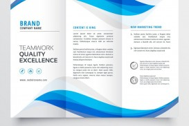 005 Dreaded Brochure Template Free Download Inspiration  For Word 2010 Microsoft Ppt