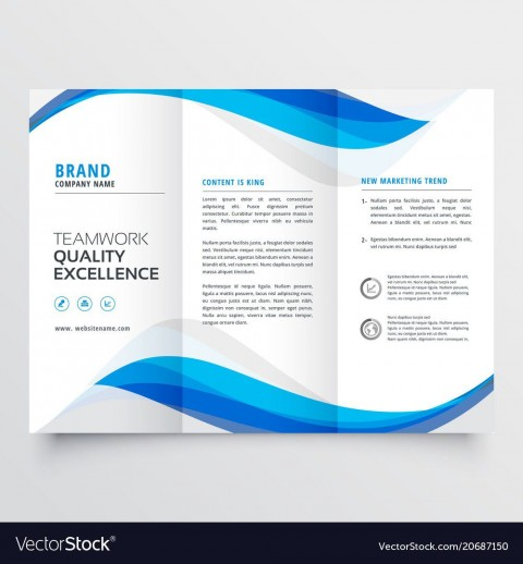 005 Dreaded Brochure Template Free Download Inspiration  For Word 2010 Microsoft Ppt480