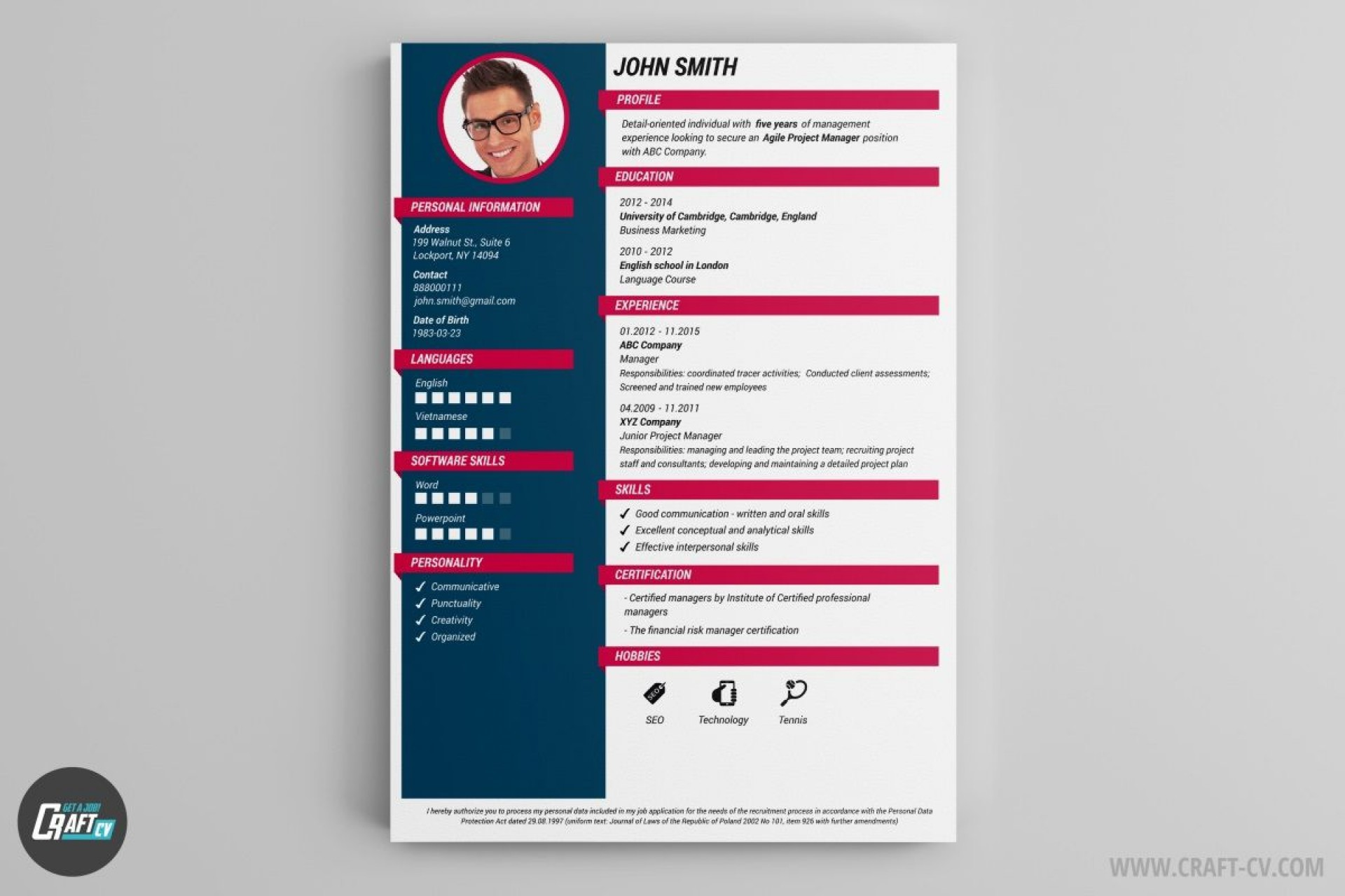 005 Dreaded Create Resume Template Online Example  Cv Free1920