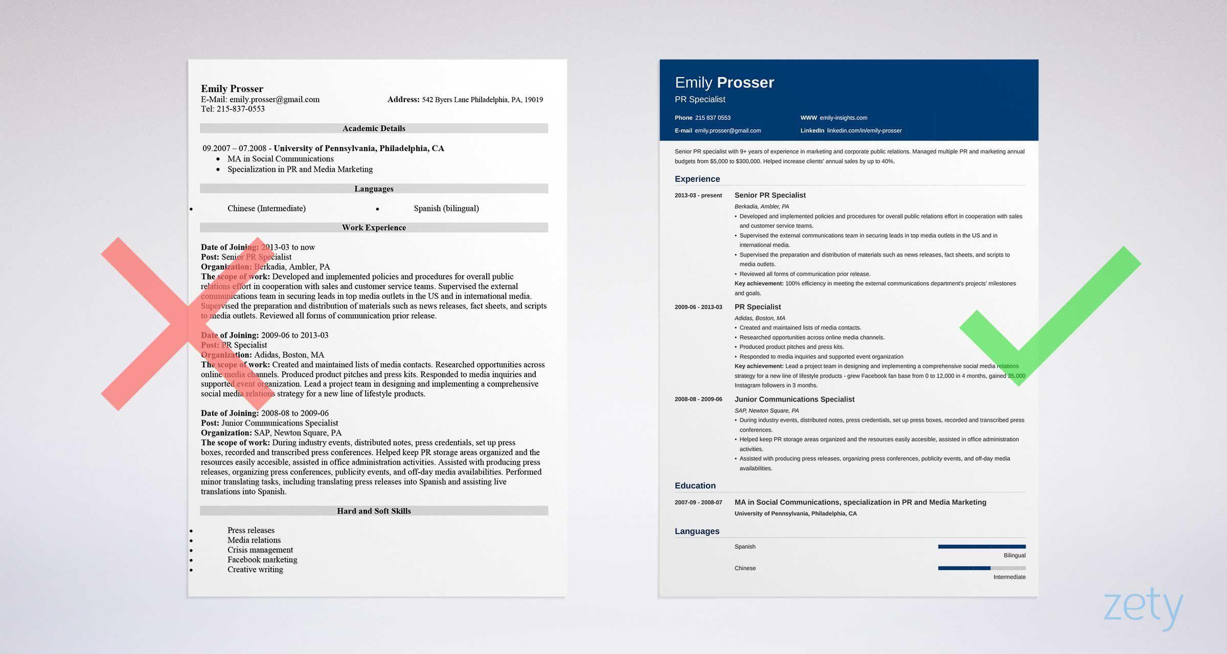 005 Dreaded Entry Level Resume Template Google Doc Example  DocsFull
