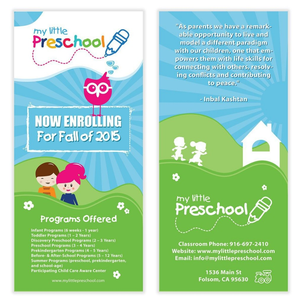 005 Dreaded Free After School Program Flyer Template Photo Large