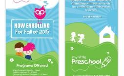 005 Dreaded Free After School Program Flyer Template Photo