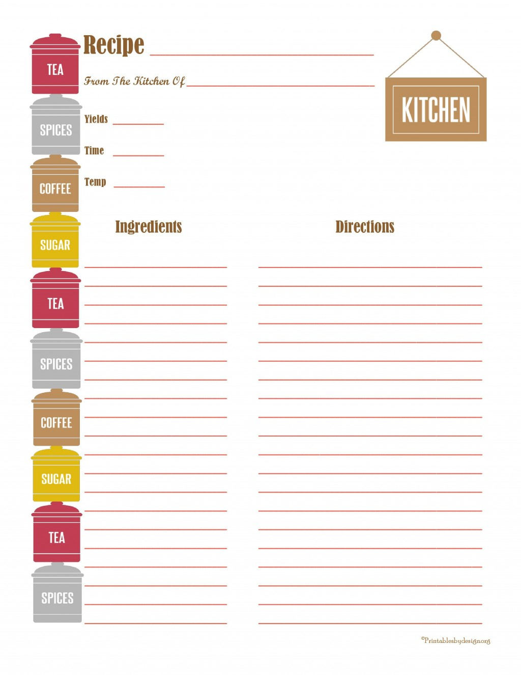 005 Dreaded Free Recipe Book Template High Def  Editable Cookbook For Microsoft Word IndesignLarge