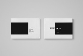 005 Dreaded In Design Portfolio Template Sample  Free Indesign A3 Photography Graphic Download