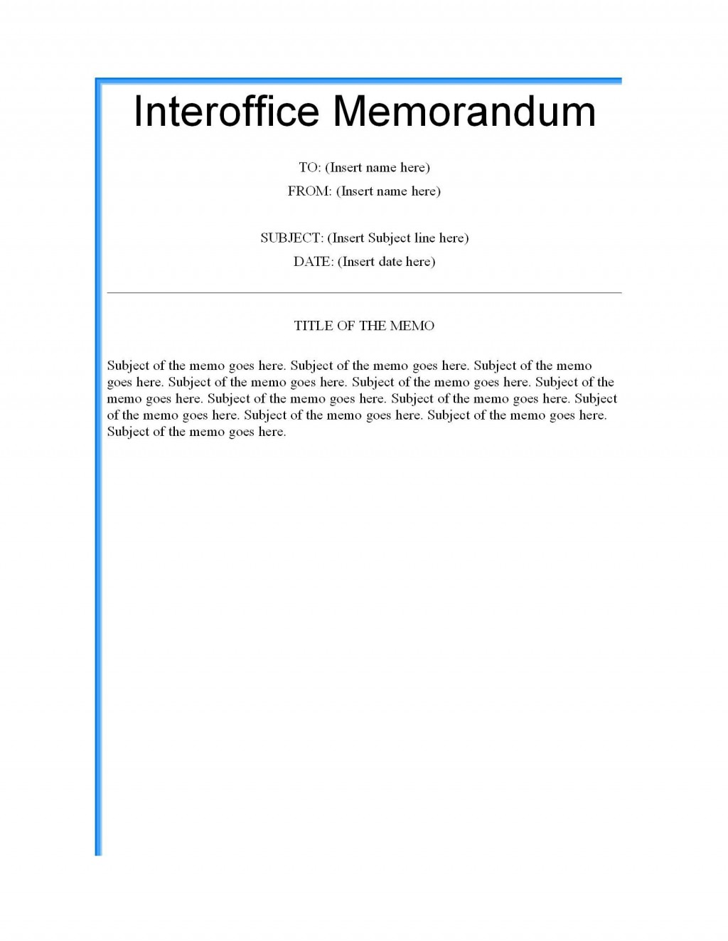 005 Dreaded M Word Memo Template Example  Templates Microsoft Free Download BusinesLarge