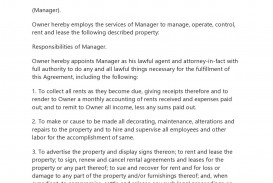 005 Dreaded Property Management Contract Template Uk High Resolution  Free Agreement Commercial
