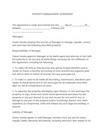 005 Dreaded Property Management Contract Template Uk High Resolution  Free Agreement Commercial360