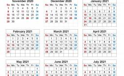 005 Dreaded School Year Calendar Template Image  Excel 2019-20 Word
