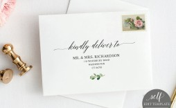 005 Dreaded Wedding Addres Label Template Concept  Free Printable