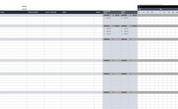 005 Excellent Busines Plan Template Excel Image  Financial Free Continuity