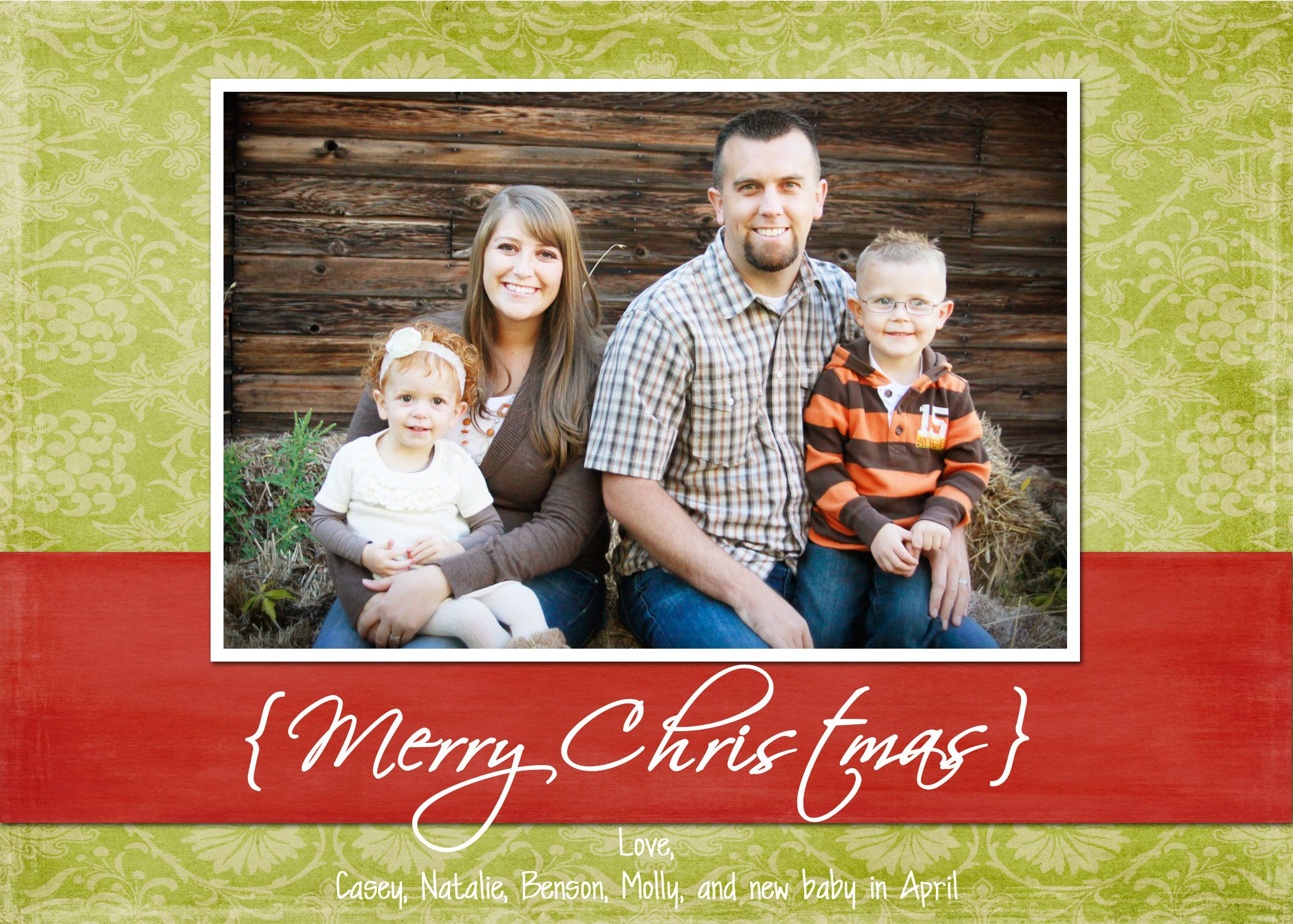 005 Excellent Christma Card Template Photoshop Idea  Free Download FunnyFull