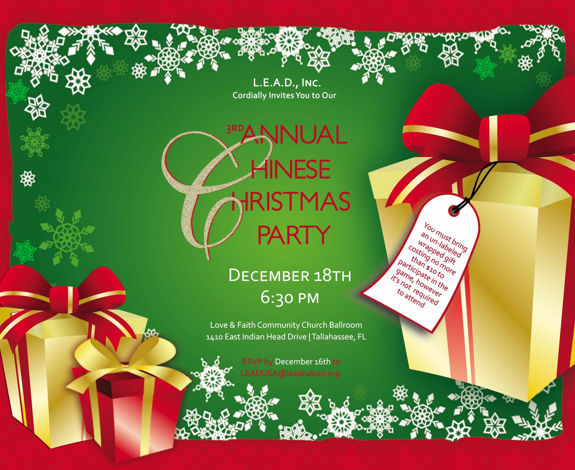 005 Excellent Christma Party Invite Template Word Design  Holiday Free Invitation Wording Example1920