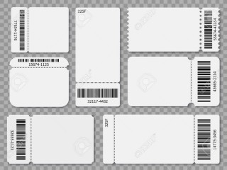 005 Excellent Free Printable Ticket Template Sample  Editable Airline Christma For Gift320