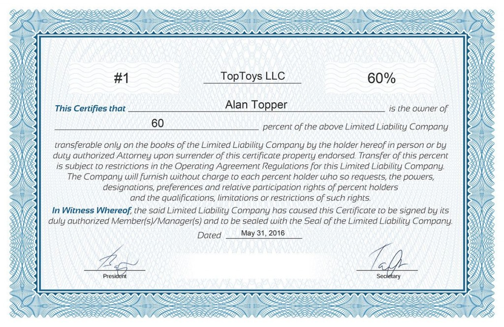 005 Excellent Free Stock Certificate Template Design  Word Form DownloadableLarge
