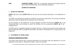 005 Excellent Master Service Agreement Template Image  Free Australia