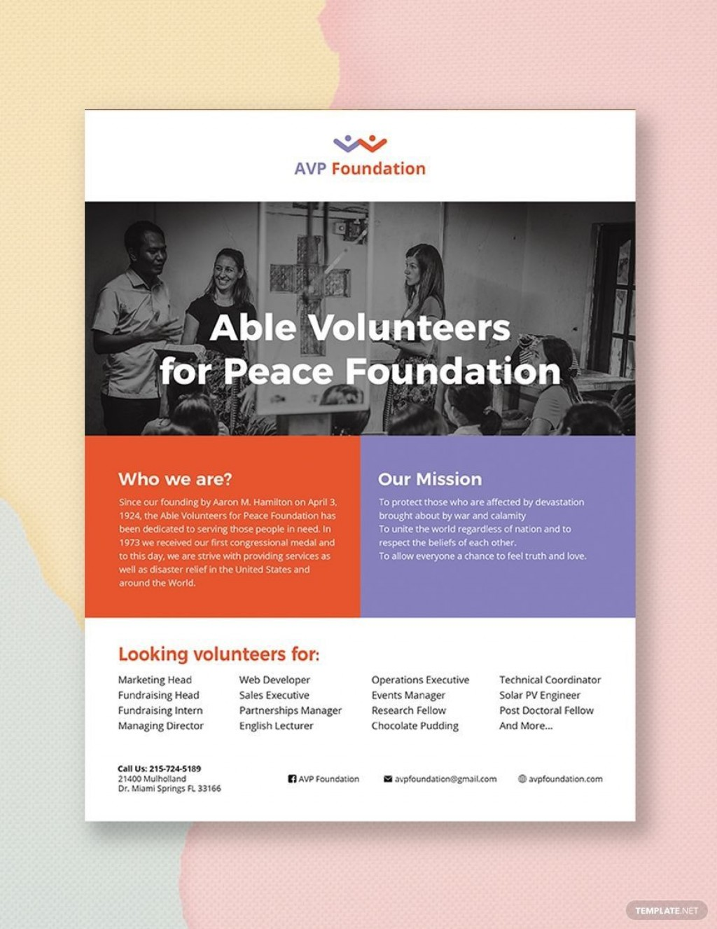 005 Excellent Microsoft Publisher Flyer Template High Def  Office Free Event DownloadLarge