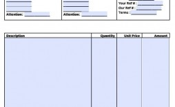 005 Excellent Service Invoice Template Free Highest Quality  Auto Download Excel