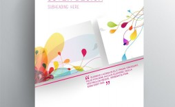 005 Exceptional Book Front Page Design Template Free Download Example  Cover Psd