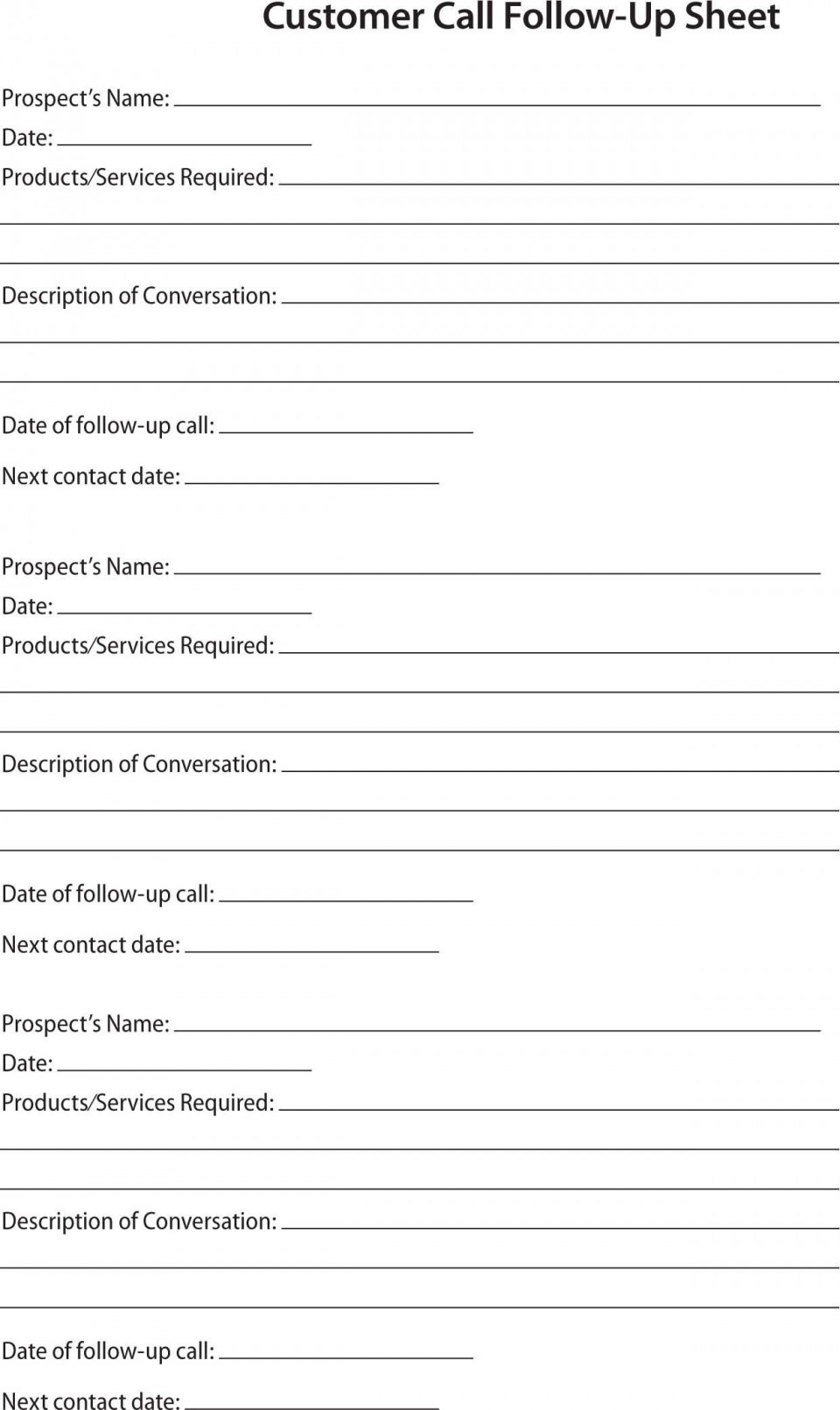 005 Exceptional Client Information Form Template Excel Inspiration 960
