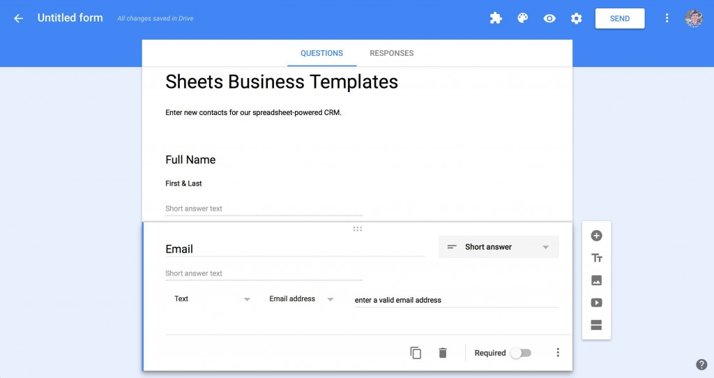 005 Exceptional Client Information Form Template Free Download Sample Large