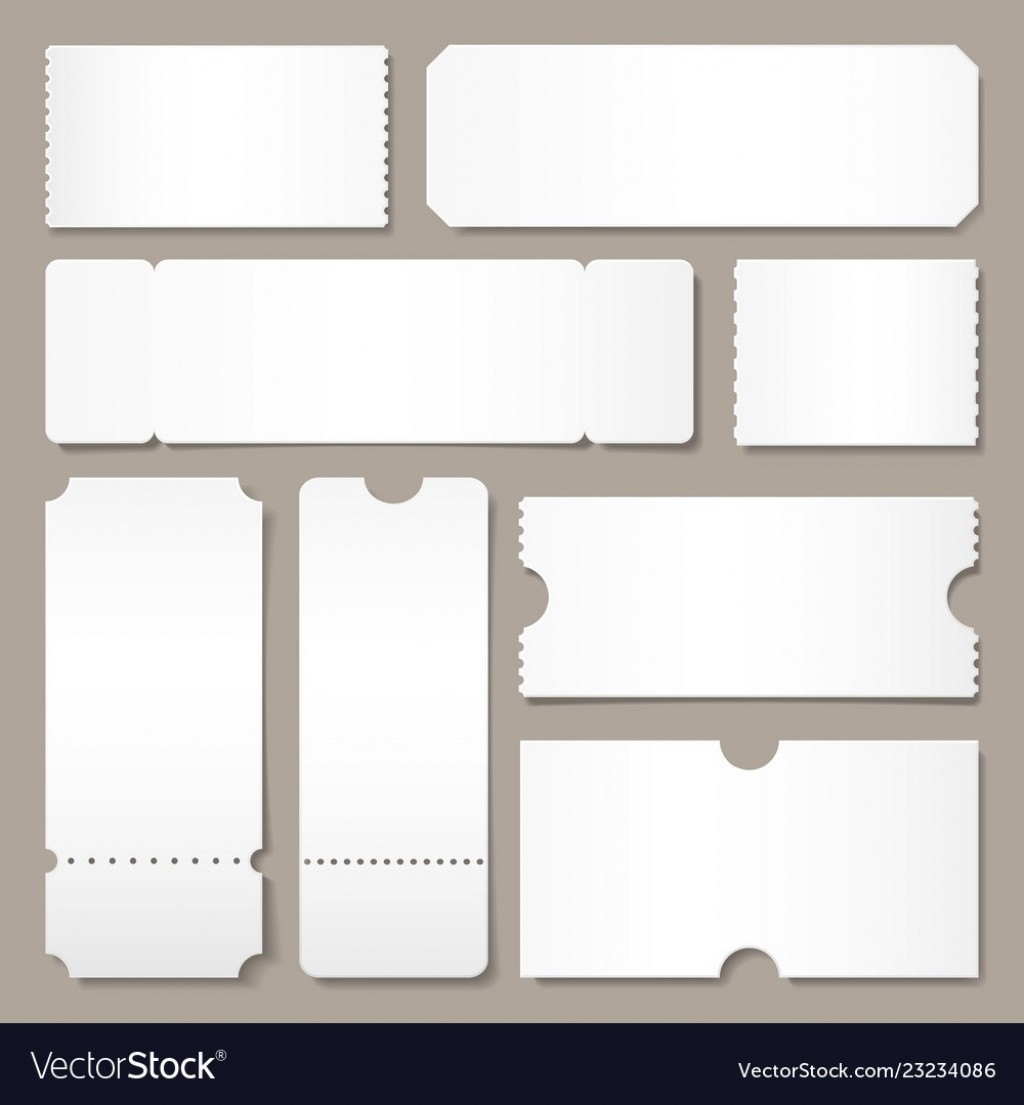 005 Exceptional Free Concert Ticket Printable Picture  Template For GiftLarge