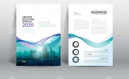 005 Exceptional Free Download Annual Report Cover Design Template Example  Templates Indesign In Word
