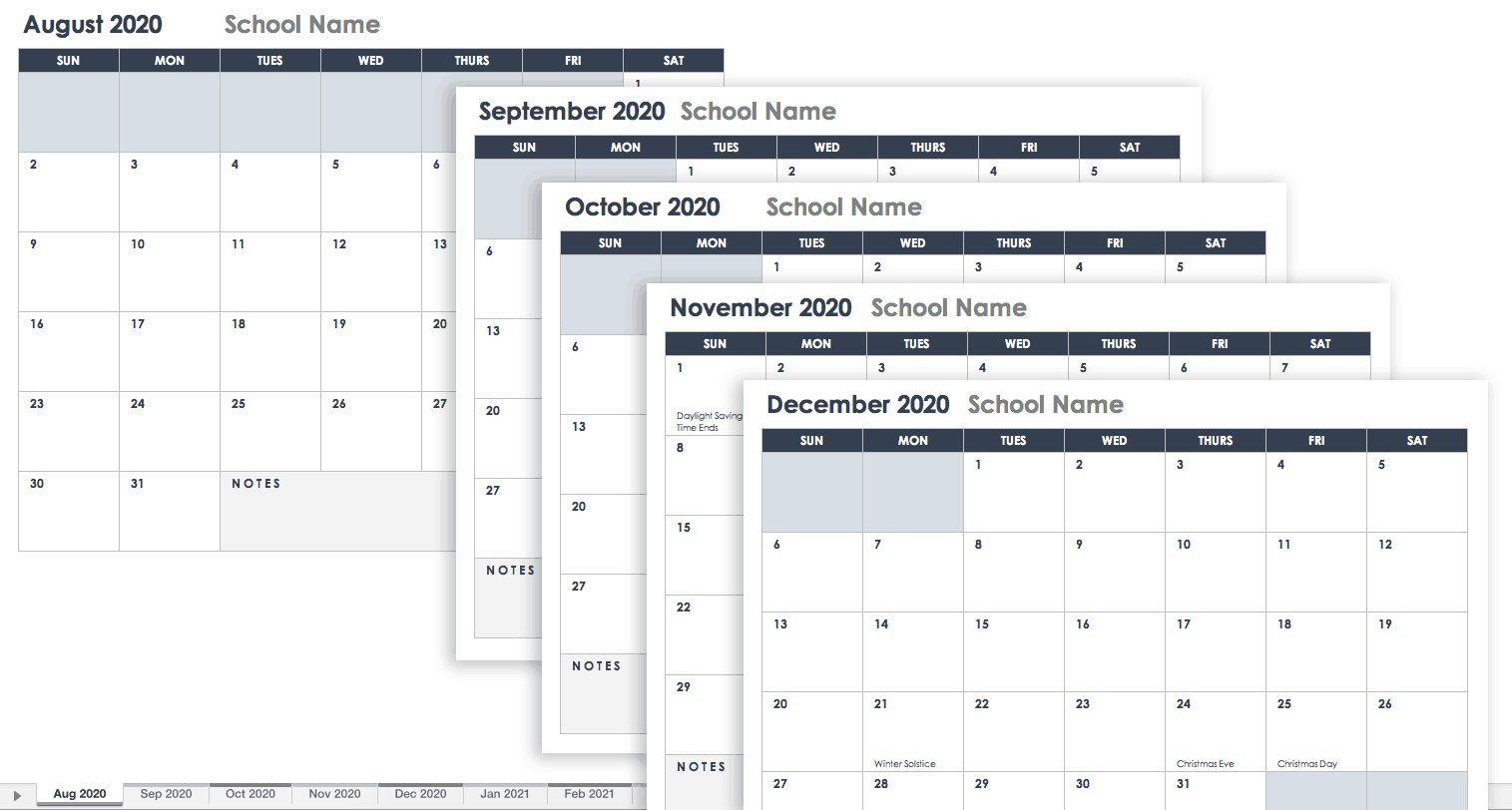 005 Exceptional Google Doc Calendar Template 2020 Image  Drive Sheet WeeklyFull
