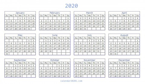 005 Exceptional Microsoft Calendar Template 2020 Image  Publisher Office Free480