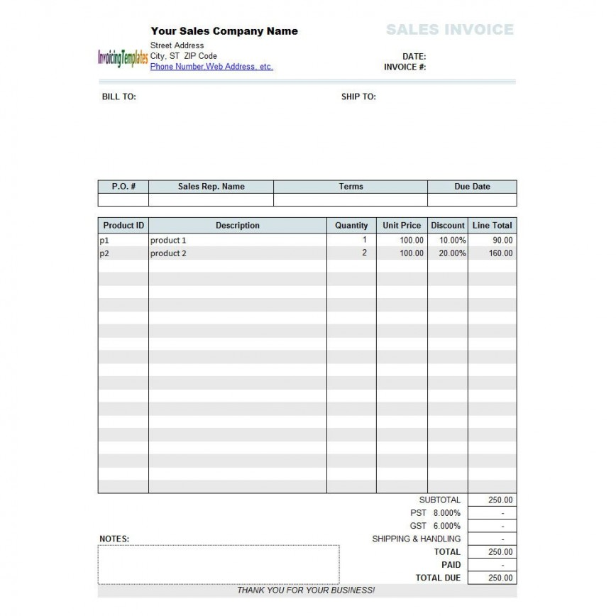 005 Exceptional Microsoft Excel Invoice Template Free Highest Clarity  Download For Mac