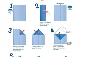005 Exceptional Printable Simple Paper Airplane Instruction Idea  Plane