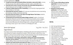 005 Exceptional Software Engineer Resume Template Design  Word Format Free Download Microsoft