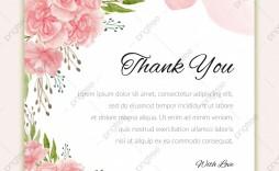 005 Exceptional Thank You Card Template Idea  Christma Word Wedding Reception Teacher Busines