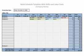 005 Exceptional Work Schedule Format In Excel Download Image  Order Template Free