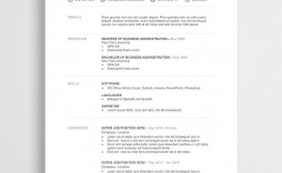 005 Fantastic Entry Level Resume Template Word Highest Clarity  Free For