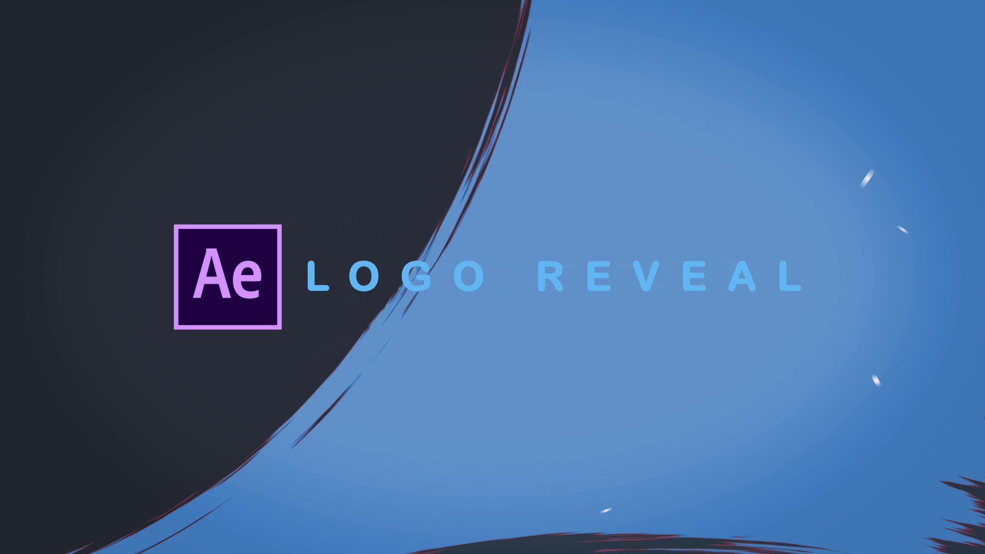 005 Fantastic Free After Effect Template Particle Logo Reveal Download Design  -Full