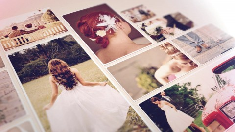 005 Fantastic Free Photo Collage Template After Effect High Def  Download480