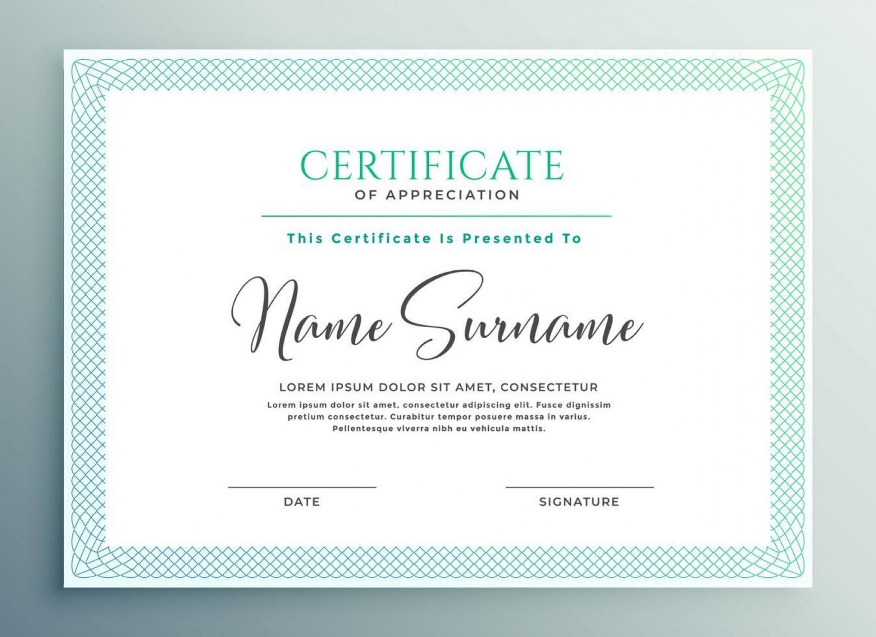 005 Fantastic Free Silent Auction Gift Certificate Template High Resolution Full