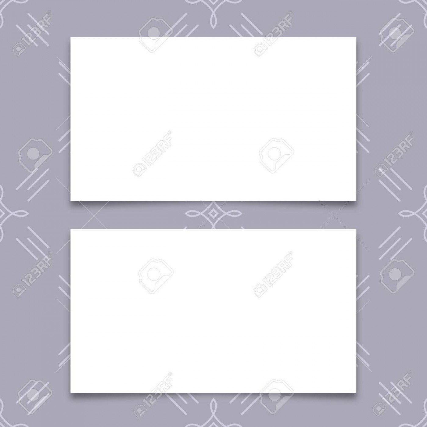 005 Fantastic Plain Busines Card Template Inspiration  White Free Download Blank Printable Word 20101400