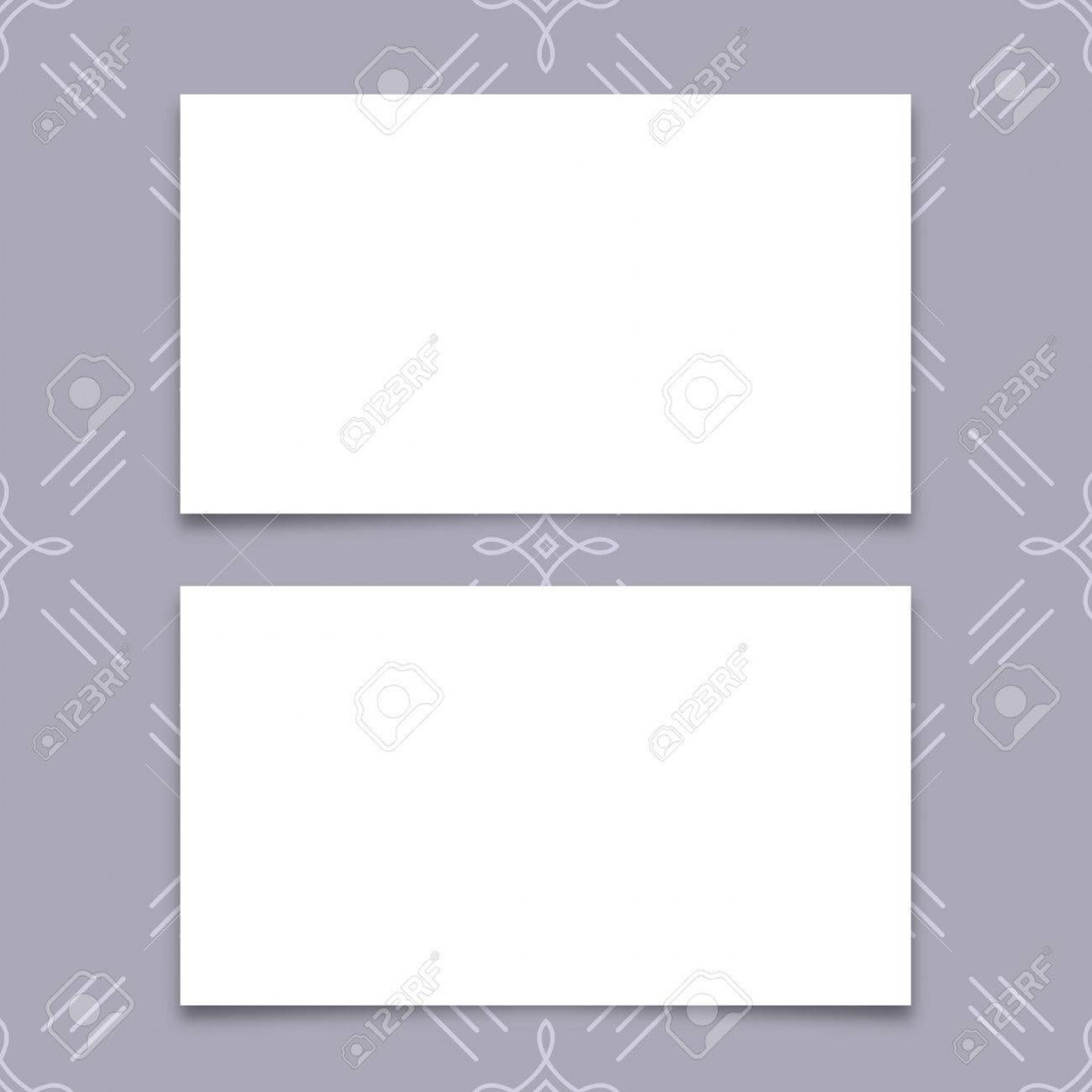 005 Fantastic Plain Busines Card Template Inspiration  White Free Download Blank Printable Word 20101920