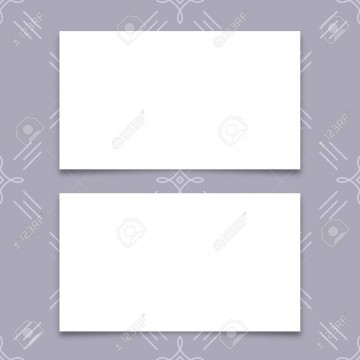 005 Fantastic Plain Busines Card Template Inspiration  White Free Download Blank Printable Word 2010360
